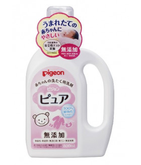 Pigeon baby for washing detergent pure 800 ml